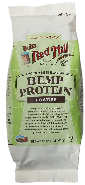 Benefits of hemp proteins
